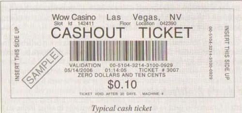 Ohne Münzen spielen – Automaten im Kasino20