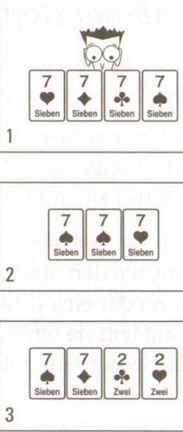 Canasta und die Spielideen richtig verstehen - detailliertere Information24