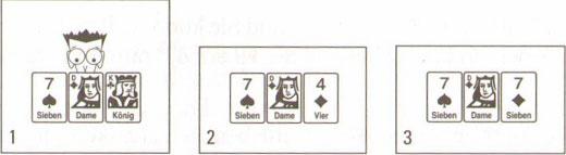 Der Aufbau eines Kartenspiels - hilfreiche Information1