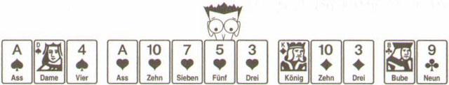 Konzept und Strategie von Herzeln - gute Kartenspiele29