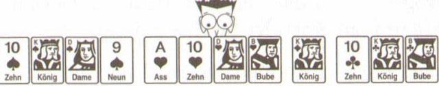 Binokel zu zweit spielen - gute Kartenspiele31