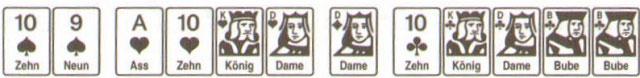 Binokel zu zweit spielen - gute Kartenspiele32