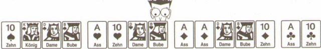 Binokel zu dritt spielen - gute Kartenspiele33