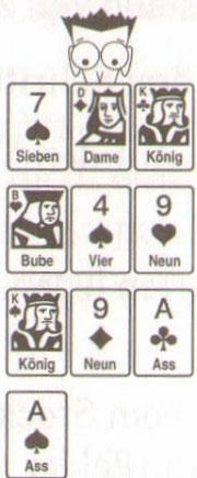 Der Aufbau eines Kartenspiels - hilfreiche Information4