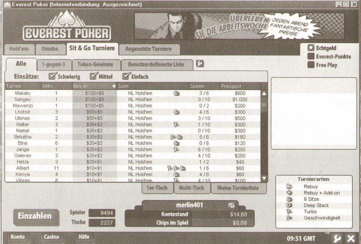 Everest Poker52