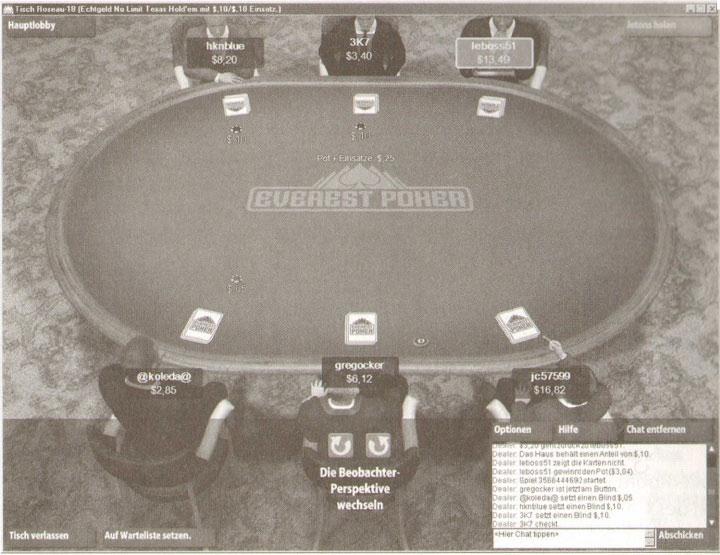 Everest Poker53