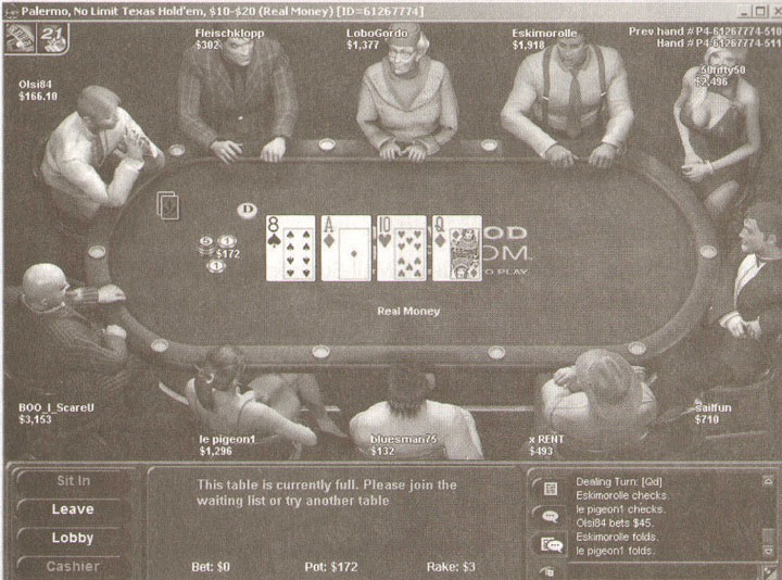 Hollywood Poker65