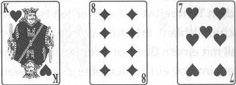 Das Spiel in einer loose-passiven Partie Teil I29
