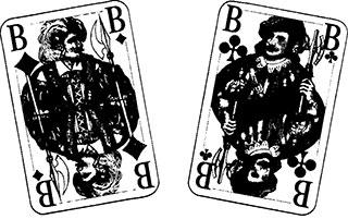 All Fours und As Nas Spielkarten und Spielverlauf2
