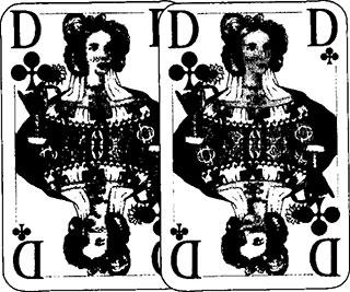 Doppelkopf Spielkarten und Spielverlauf31