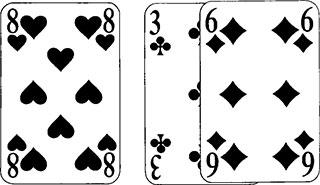 High und Hurrikan Spielkarten und Spielverlauf39