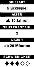 Siebzehn und vier Spielverlauf und Taktik66