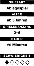 Schummeln und Schwarzer Peter Spielkarten und Spielverlauf125
