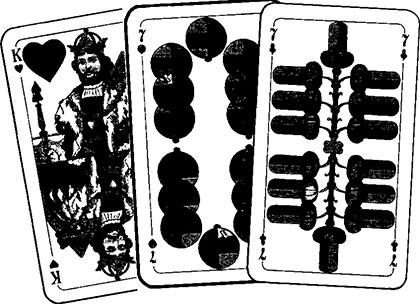 Watten Spielverlauf und Taktik82