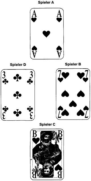 Whist und Scotch Whist Spielverlauf und Taktik 84